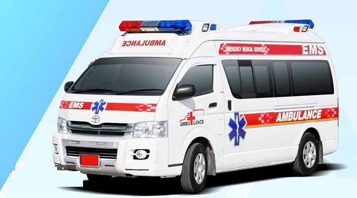 ambulance for emergency services